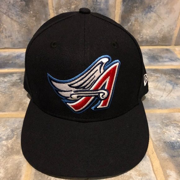 085eff456c1e4a New Era Accessories | Los Angeles Angels Fitted Hat Size 7 | Poshmark